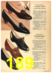 1962 Sears Fall Winter Catalog, Page 189