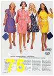 1972 Sears Spring Summer Catalog, Page 75