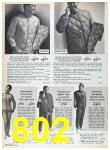1967 Sears Fall Winter Catalog, Page 802