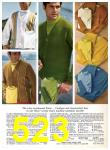1969 Sears Spring Summer Catalog, Page 523