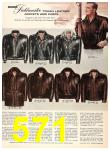 1956 Sears Fall Winter Catalog, Page 571