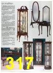 1989 Sears Home Annual Catalog, Page 317