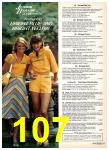 1977 Sears Spring Summer Catalog, Page 107
