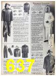 1967 Sears Fall Winter Catalog, Page 637