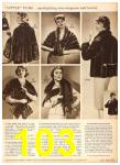 1958 Sears Fall Winter Catalog, Page 103