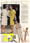 1962 Montgomery Ward Spring Summer Catalog, Page 27