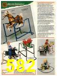 1985 Sears Christmas Book, Page 582