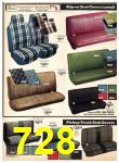 1977 Sears Fall Winter Catalog, Page 728