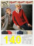 1985 Sears Fall Winter Catalog, Page 140
