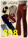 1972 Sears Fall Winter Catalog, Page 398