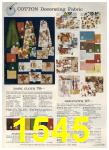 1965 Sears Spring Summer Catalog, Page 1545