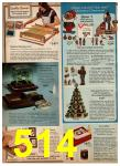1974 Sears Christmas Book, Page 514