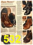 1940 Sears Fall Winter Catalog, Page 532