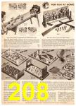 1955 Sears Christmas Book, Page 208