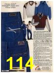 1980 Sears Fall Winter Catalog, Page 114