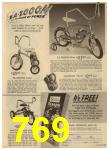 1965 Sears Spring Summer Catalog, Page 769