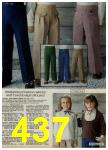 1979 Sears Fall Winter Catalog, Page 437