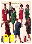 1965 Sears Fall Winter Catalog, Page 89