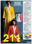 1977 Sears Spring Summer Catalog, Page 211