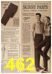 1963 Sears Fall Winter Catalog, Page 462