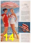 1957 Sears Spring Summer Catalog, Page 14