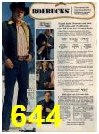 1972 Sears Fall Winter Catalog, Page 644
