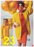 1986 Sears Spring Summer Catalog, Page 23