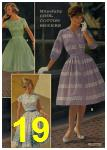 1961 Sears Spring Summer Catalog, Page 19