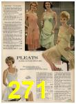 1962 Sears Spring Summer Catalog, Page 271