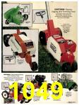1982 Sears Fall Winter Catalog, Page 1049