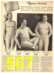 1940 Sears Fall Winter Catalog, Page 507