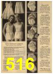 1965 Sears Spring Summer Catalog, Page 516