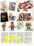 1990 Sears Christmas Book, Page 371