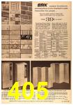 1964 Sears Spring Summer Catalog, Page 405