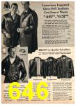 1966 Montgomery Ward Fall Winter Catalog, Page 646