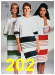 1988 Sears Spring Summer Catalog, Page 202
