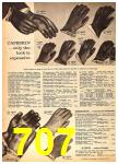 1962 Sears Fall Winter Catalog, Page 707