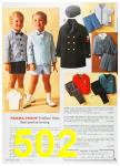 1967 Sears Spring Summer Catalog, Page 502