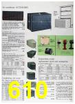 1989 Sears Home Annual Catalog, Page 610