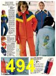 1978 Sears Fall Winter Catalog, Page 494
