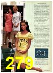 1969 Sears Spring Summer Catalog, Page 279