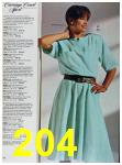1988 Sears Spring Summer Catalog, Page 204