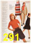 1967 Sears Fall Winter Catalog, Page 291