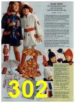 1972 Sears Fall Winter Catalog, Page 302