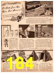 1947 Sears Christmas Book, Page 184