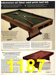 1974 Sears Fall Winter Catalog, Page 1187