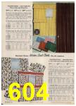 1959 Sears Spring Summer Catalog, Page 604
