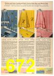 1958 Sears Spring Summer Catalog, Page 672