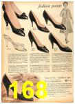 1958 Sears Fall Winter Catalog, Page 168