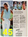 1987 Sears Spring Summer Catalog, Page 45